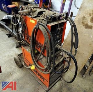 Kemppi PS3500 Inverter Multi Process Welder/FU20 Wire Feeder