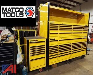 Matco Custom Mechanics Tool Box