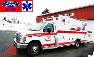 2008 Ford E450 SD Ambulance