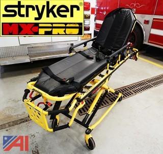 Stryker MX-PRO 500Lb Ambulance Cot