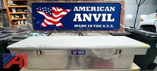 American Anvil Saddle Toolbox For Pickup Trucks