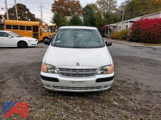 2001 Chevrolet Venture Sports Van