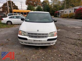 2003 Chevrolet Venture Sports Van