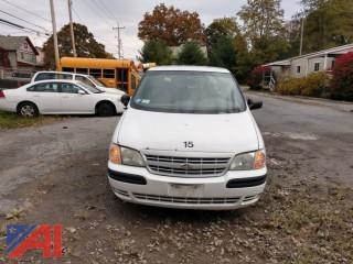 2002 Chevrolet Venture Sports Van
