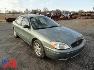 **Lot Updated** 2006 Ford Taurus 4DR