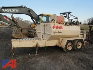 **Lot Updated** 1990 Finn T90 800 Gallon Hydroseeder