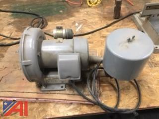 Fuji Electric Ring Compressor