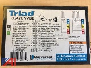 (81) Triad Ballasts