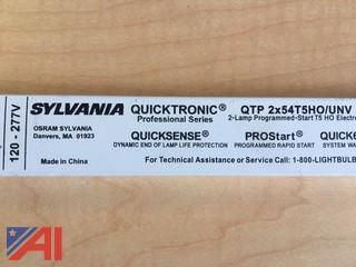 (23) Sylvania Quicktronic Ballast