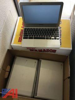 (14) Samsung 303c Chromebooks