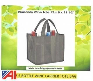 (3,900) Wine Totes