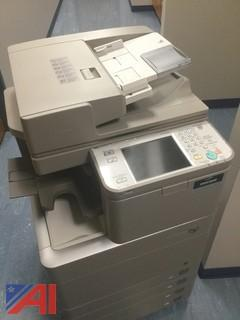 2015 Canon imageRUNNER ADVANCE C5250 Color Multifunction Printer/Copier