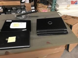 (5) Assorted Laptop Computers