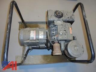 120/140 Volt Generator