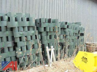 Material for Building a Seawall