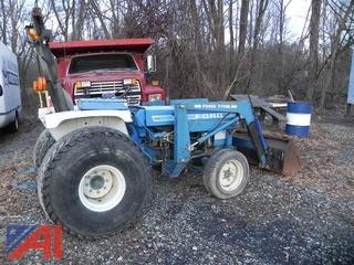 1986 Ford 1910 Tractor w/ Front Loader