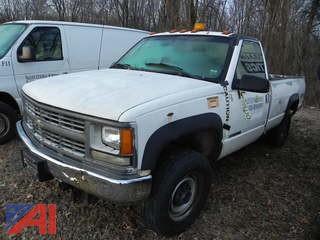 2000 Chevrolet C/K 2500 Pickup