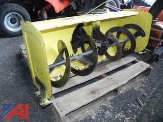 "John Deere 44""  Snow Blower Attachment"