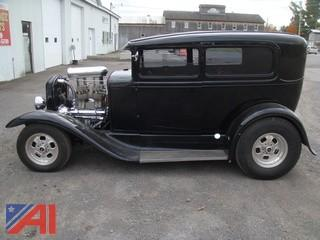 1931 Ford Custom 2 Door Car