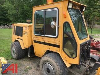 **Reserves Lowered** 1986 Trackless MT5 Tractor