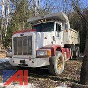 1990 Peterbuilt 377 Dump Truck