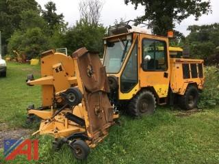 **Reserves Lowered** 2007 Trackless MT5T Tractor