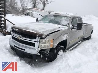 **Reserves Lowered** 2009 Chevrolet Silverado 3500 HD Dually Pickup