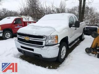 **Lot Updated** 2013 Chevrolet Silverado 3500 HD Pickup Extended Cab