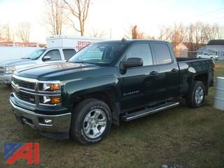 **Reserves Lowered** 2014 Chevrolet Silverado 1500 Pickup Extended Cab