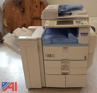 Lanier Copier Machine