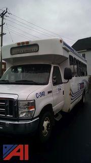 2010 Ford E450 Coach and Equipment Bus