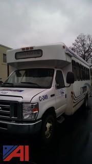 2010 Ford E450 Bus