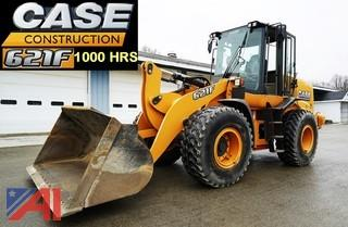 **5% BP** 2015 Case 621F Articulated Wheel Loader
