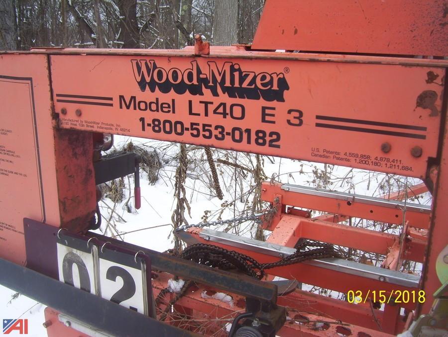 auctions international auction village of north bennington vt rh auctionsinternational com woodmizer lt10 manual wood mizer lt40 owners manual pdf