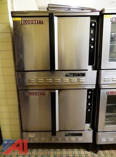 Blodgett Double Full Size Convection Oven