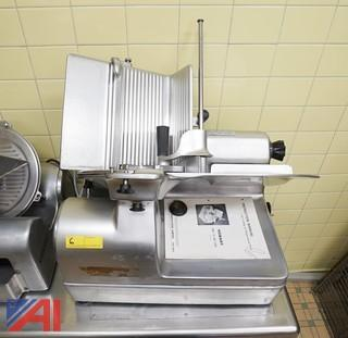 Hobart #1712 Commercial Meat Slicer