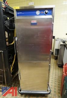 Wittco 2 Door Heated Holding/Transport Hot Food Cabinet
