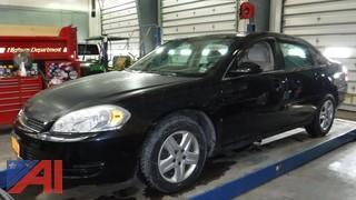 2007 Chevy Impala 4DR Sedan