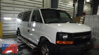 2007 Chevrolet Sports Van