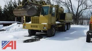 2000 Gradall XL4100 Excavator