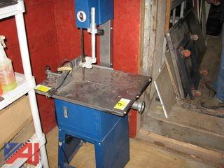 "10"" Northern Meat Bandsaw and Grinder"