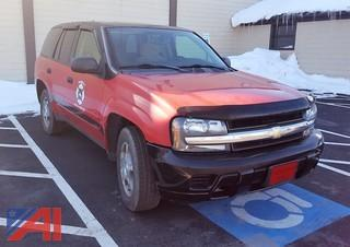 2006 Chevrolet Trailblazer Suburban