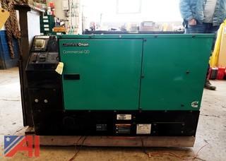 Cummins Onan Commercial QD 10KVA Truck Mount Generator