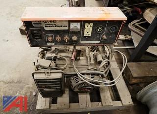 Multiquip GA-6HZ 6000 Watt Truck Mount Generator