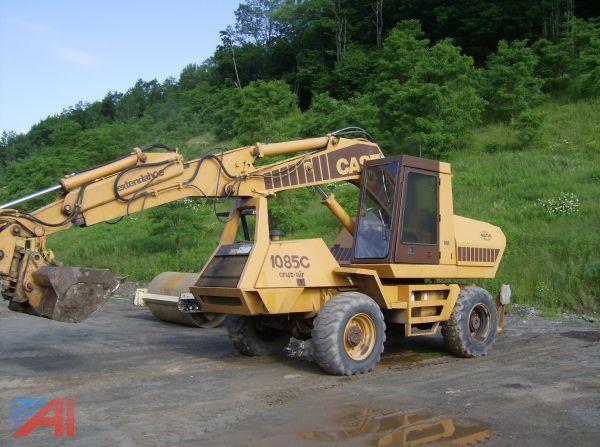 cruz air  escavatore gommato case drott 8373_8615461