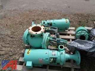 Booster Pumps and Controls