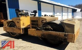 Hyster/Hypac C766AH Dual Drum Vibratory Roller/Compactor