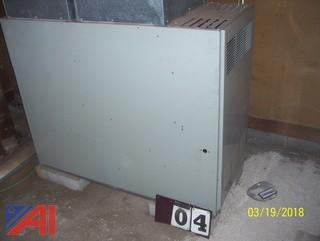Olsen Warm Air Furnace