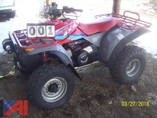 1994 Polaris 400 ATV