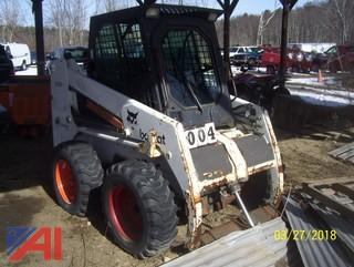 Bobcat 763  F series Skid Steer Loader